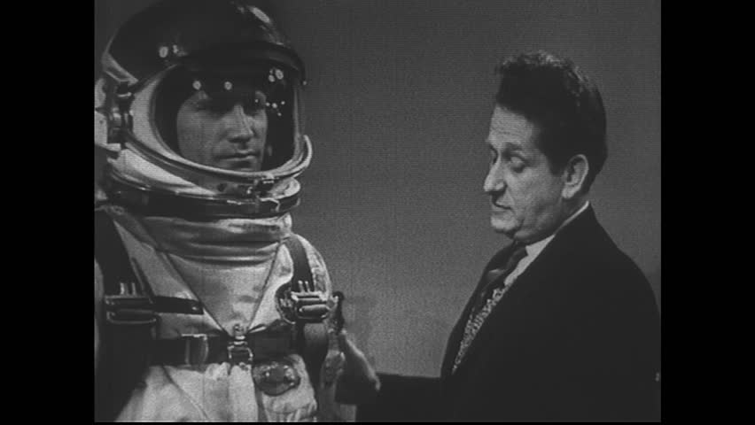 "CIRCA 1980s - NASA Aeronautics Report On A ""Cool Suit ..."