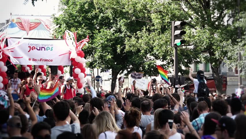 Find complete info on Paris Gay Pride in