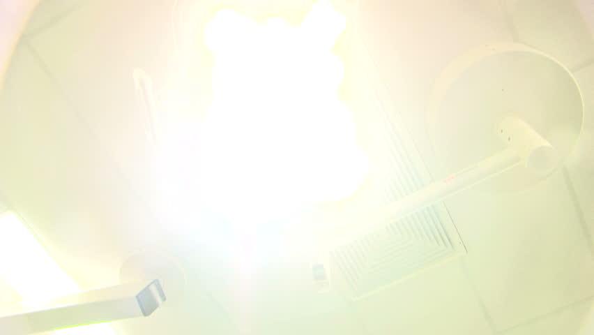 surgeon lamp operation room hospital