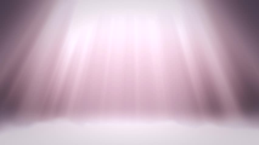 Light Beams Motion Background - 1