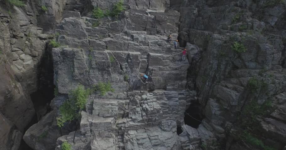 Canyon St-Anne
