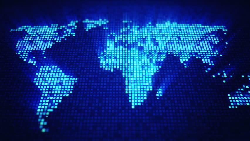 electronic world background - photo #13