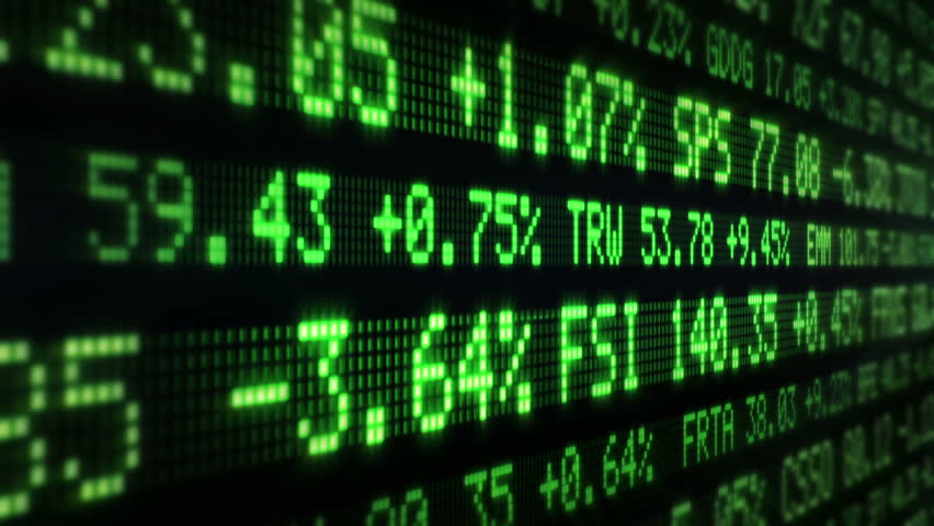 Stock options ticker