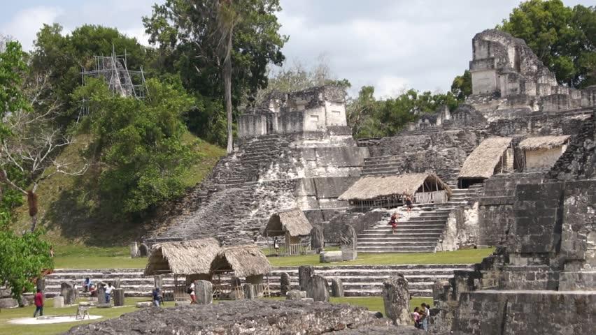 Tikal Guatemala hd in Tikal Guatemala hd