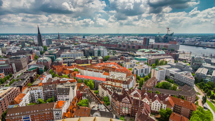 Hamburg Sky