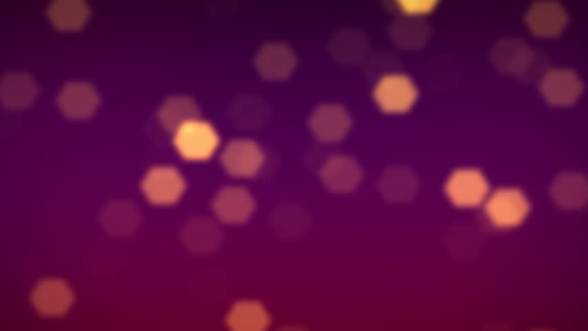 high class gold star purple background stock footage video