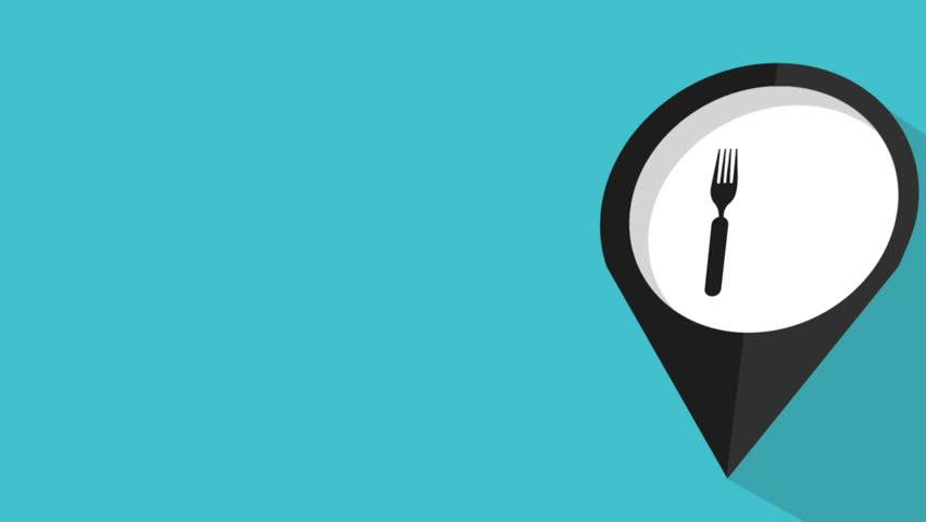 Food signal design, Video Animation HD1080