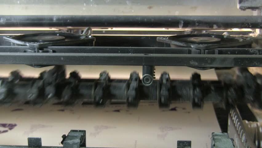 typographer machine