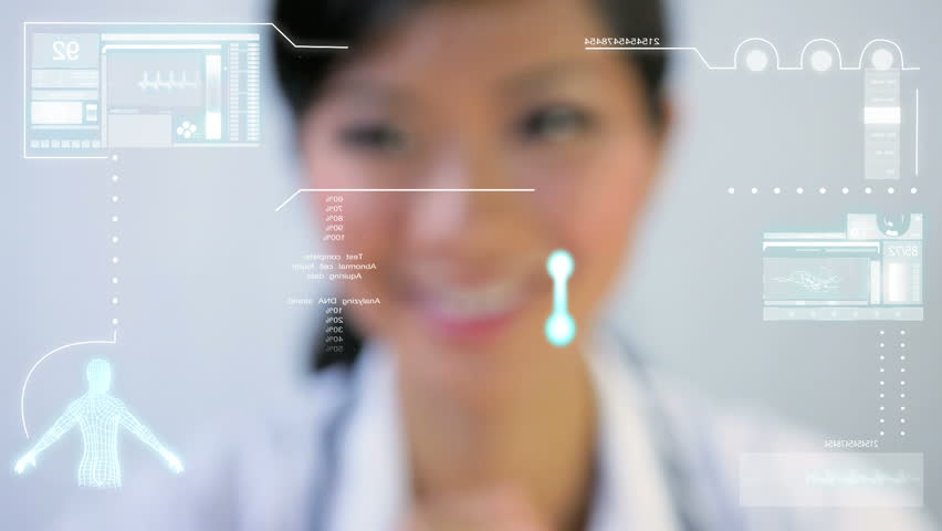 DNA Medical Touchscreen Technology
