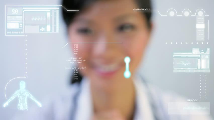 DNA Medical Touchscreen Technology