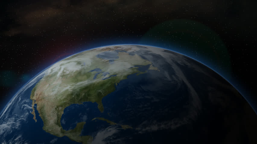 north america from space hd - photo #17