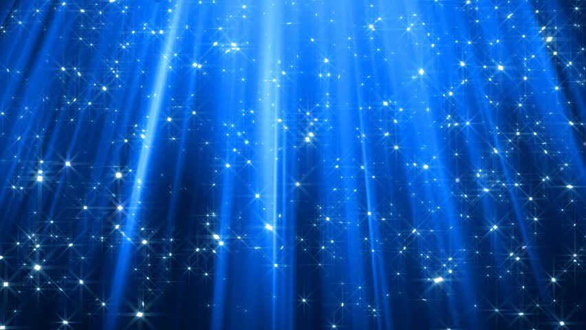 Blue Theater Curtain Video | Stock Footage