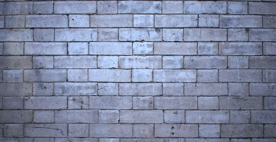 Something big behind the wall