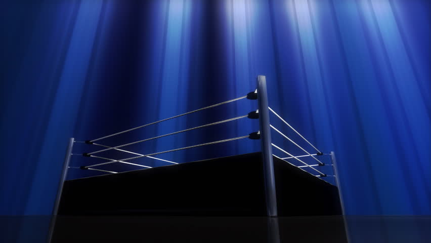 Wrestling ring background