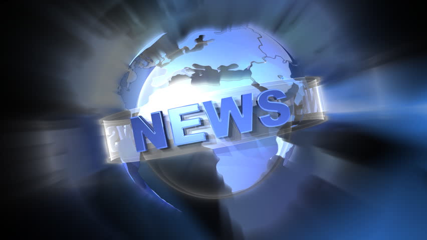 World news - HD stock footage clip