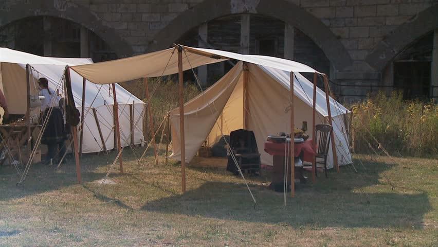 Civil War Reenactment Rhode Island