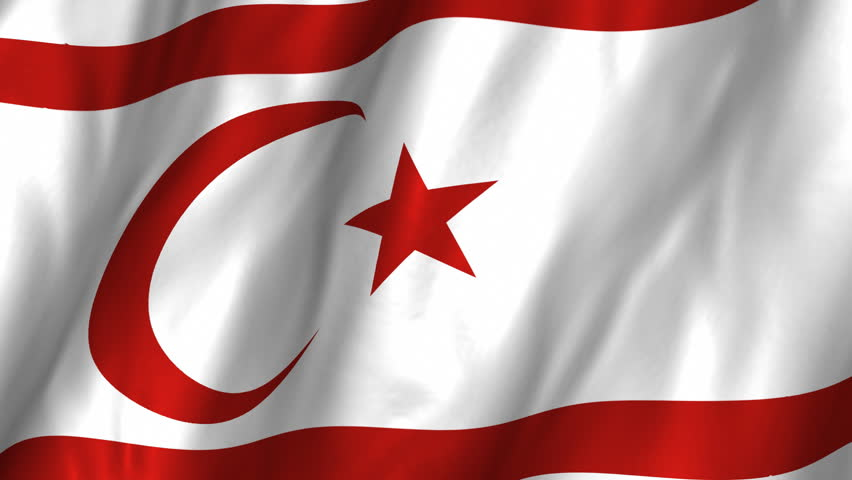 Turkish Republic Of Northern Cyprus, Flag Of Northern ...