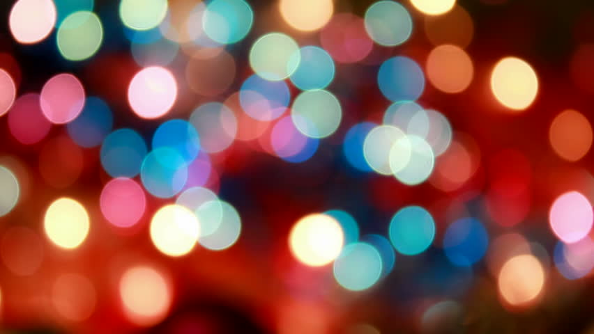 cheerful plays colorful lights,happy new year's colorful ...