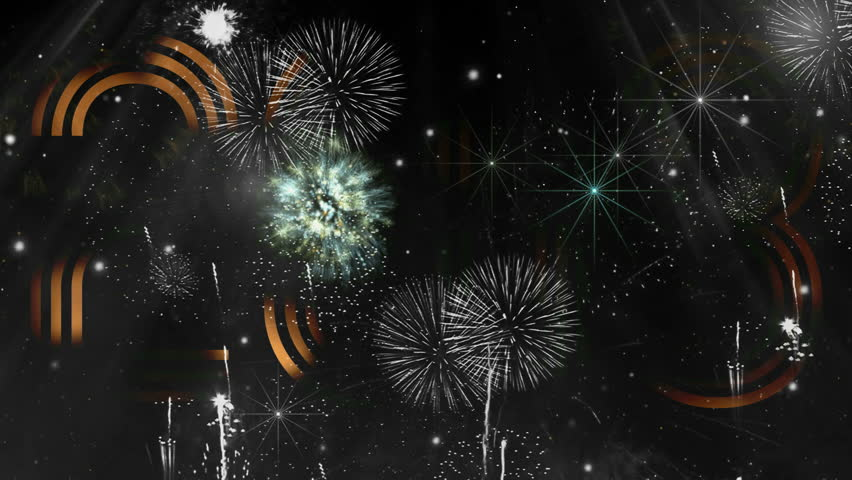 "Holiday Fireworks with 2013 header ( Series 3 - Version from 1 to 8 )+"" Thing Different ""+ "" You can find every week new Footage ""+"" Have a look at the other Footage series "" + [ Merry Christmas ]"