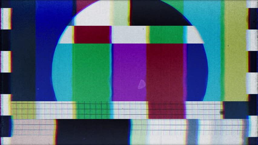 TV Test starting transmission