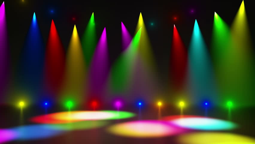 Disco stage dance floor colorful vivid lights flashing for 123 get on the dance floor song download