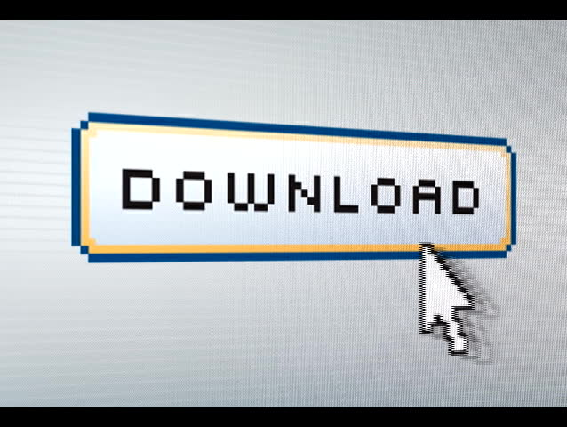 Mouse over download button | Shutterstock HD Video #333