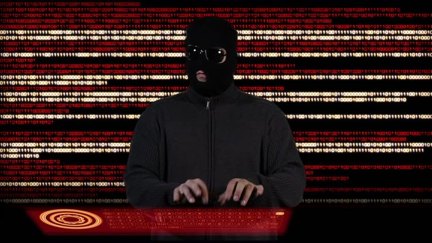Hacker Breaking System Success 4