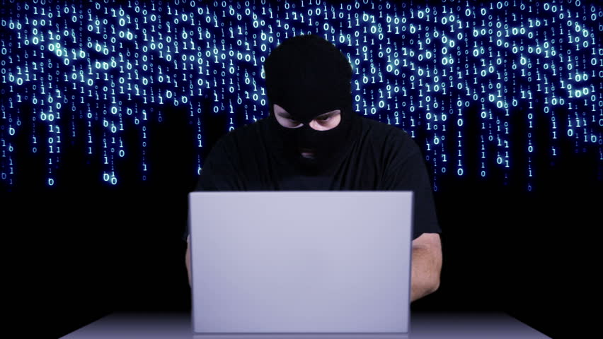 Hacker Working Table Arrested 4