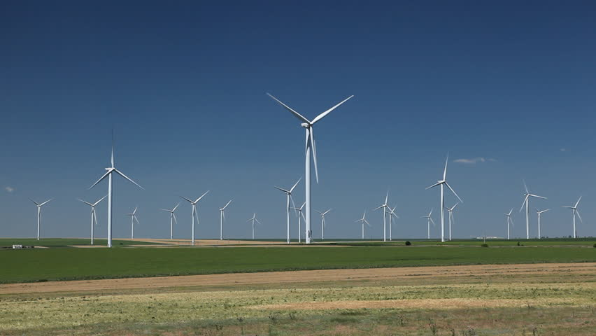 Clean and Renewable Energy, Wind Power, Turbine, Windmill, Energy Production