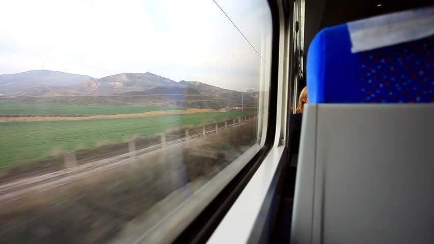 train ride pov