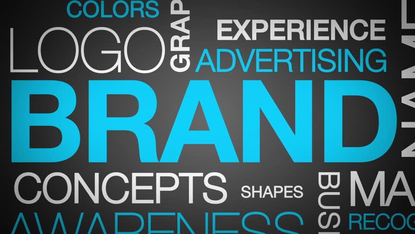 Brand Kinetic Typography Animation