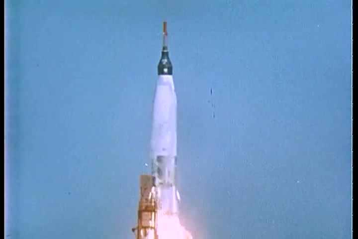 friendship 7 spacecraft take off - photo #18