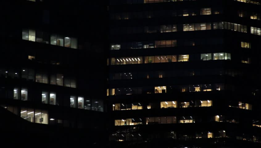 building on night time - photo #30