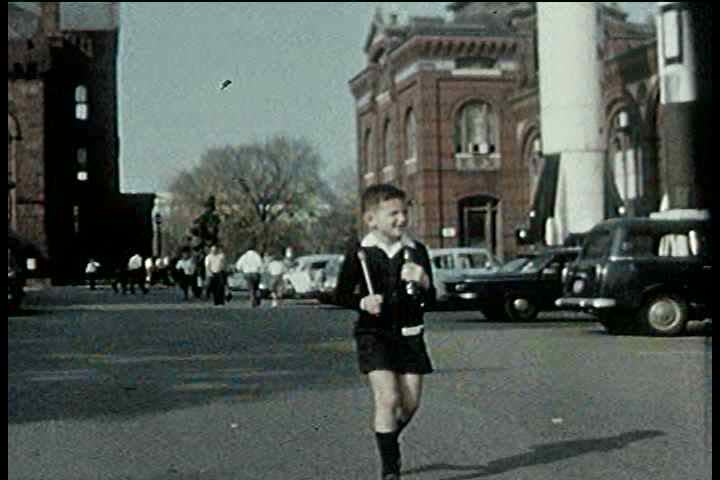 1960s - A young boy's dream of space travel mirrors US advances in space exploration in this 1960s era film.