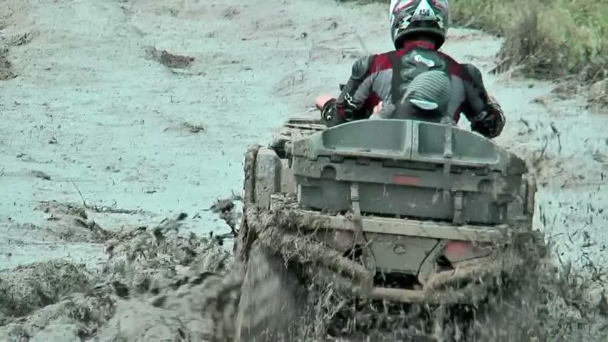 Raid adventure race  - HD stock video clip