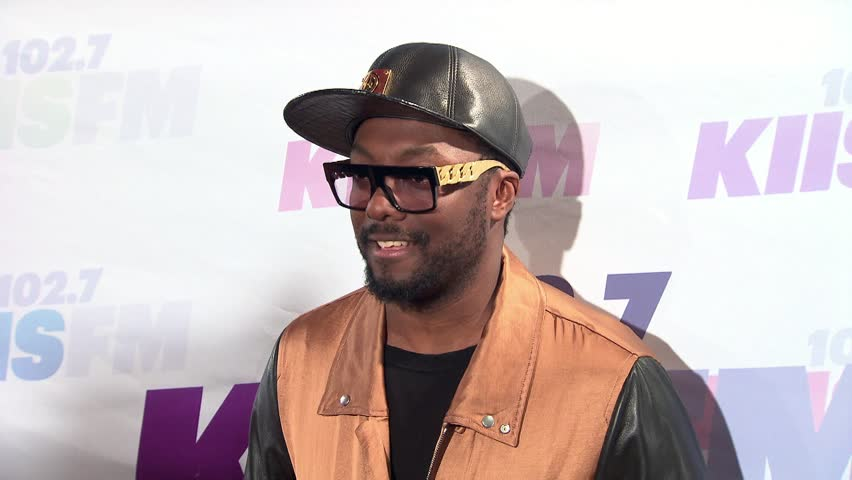 CARSON - May 11, 2013: Will I Am at the KIIS FM's Wango Tango 2013 in the The Home Depot Center in Carson May 11, 2013