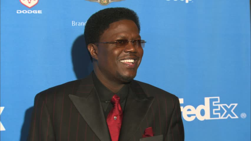 LOS ANGELES - February 25, 2006: Bernie Mac at the NAACP Image Awards 2006 in the Shrine Auditorium in Los Angeles February 25, 2006