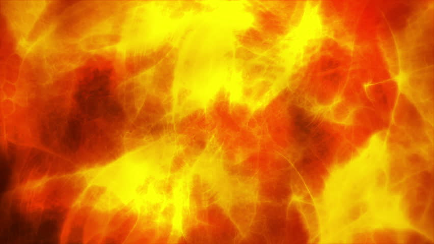 abstract red and yellow background digital animation stock