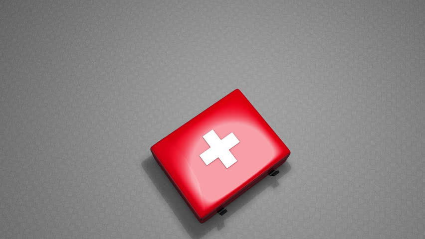 Expensive health care concept animation. - HD stock video clip