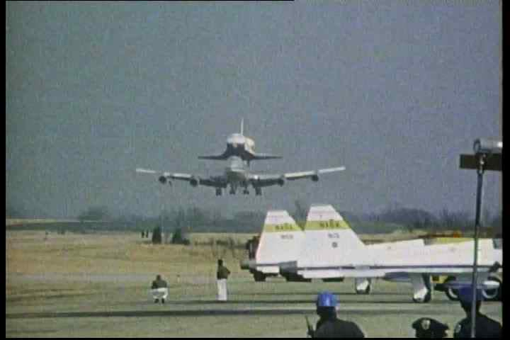 space shuttle landing trainer - photo #44