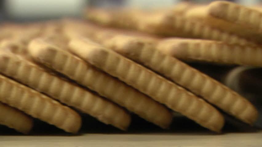 Cookies conveyor
