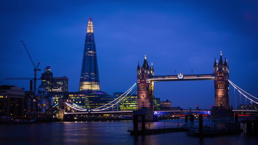 UNITED KINGDOM - LONDON - 2013: London Tower Bridge