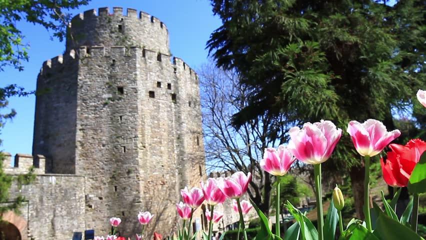 Springtime in Rumelihisari, Istanbul