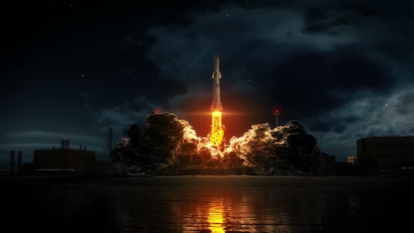 Rocket Takeoff