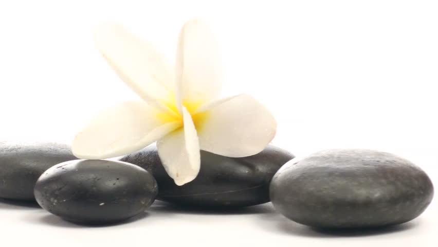 Seamless loop of zen or massage rocks and fragrant - Toilette ambiance zen ...
