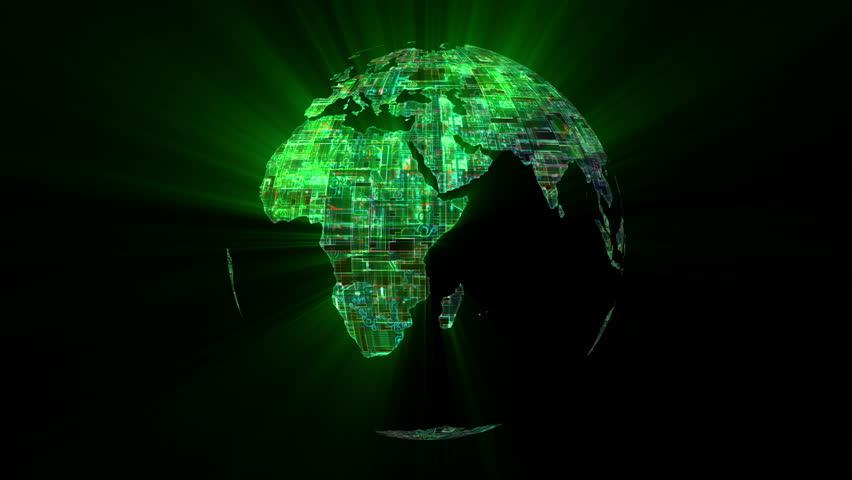 electronic world background - photo #42