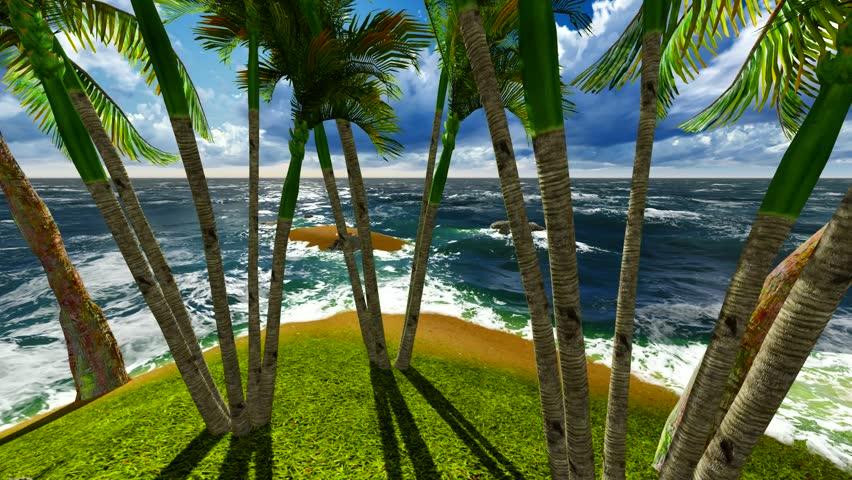 paradise skyscapes 2560x1440 - photo #5
