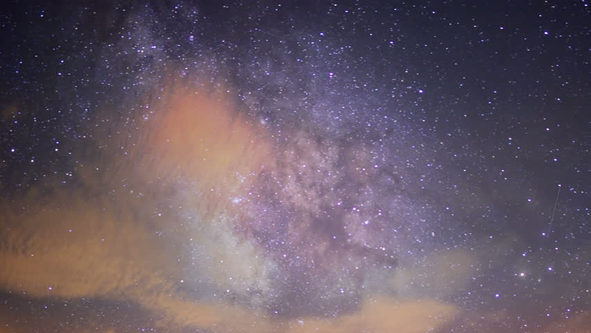 Milky Way Galaxy 34 Timelapse Mojave Desert Red Rock Canyon 2014