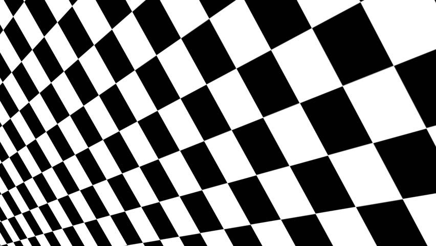 checkered black and white motion background made in ae cs5