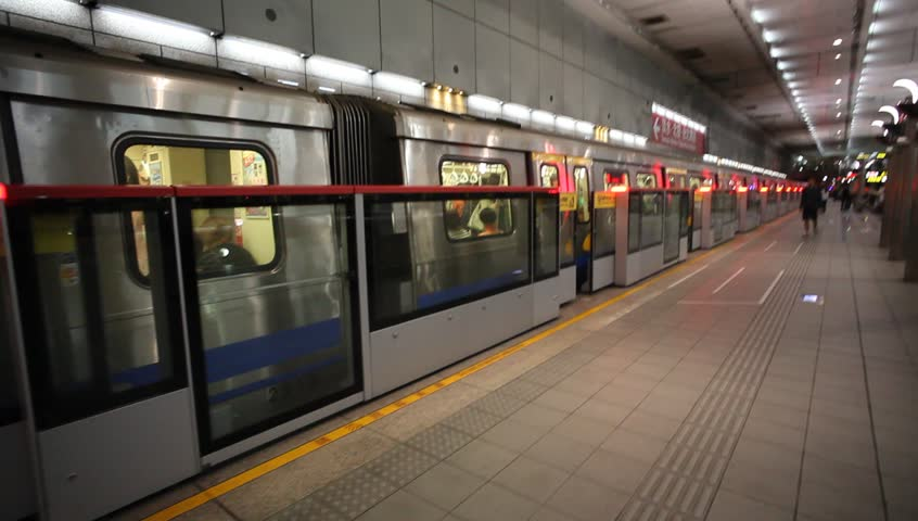 how to get the platform number of train